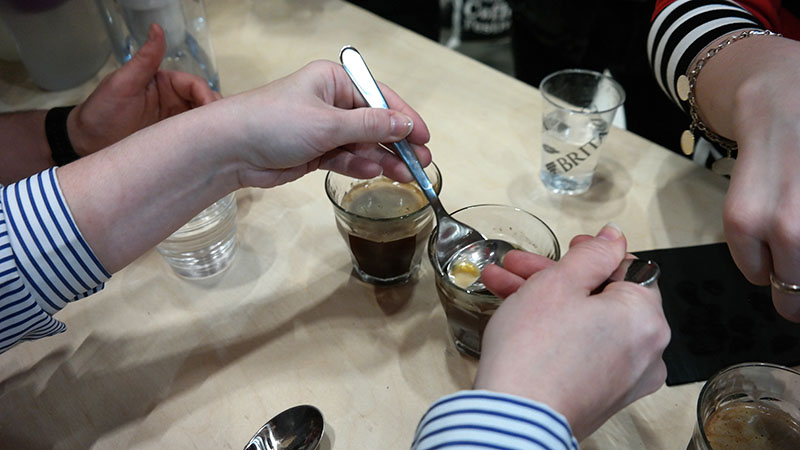 The Amsterdam Coffee Festival 2018 BRITA
