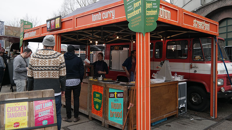 The Amsterdam Coffee Festival 2018 streetfood