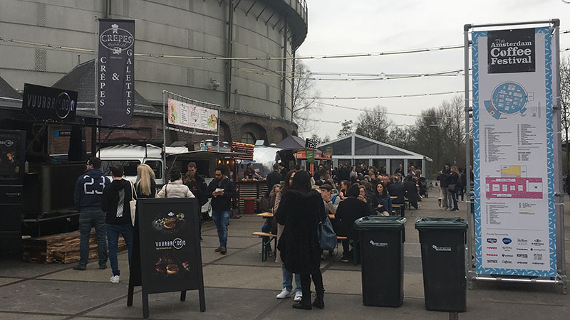The Amsterdam Coffee Festival 2018 saturday
