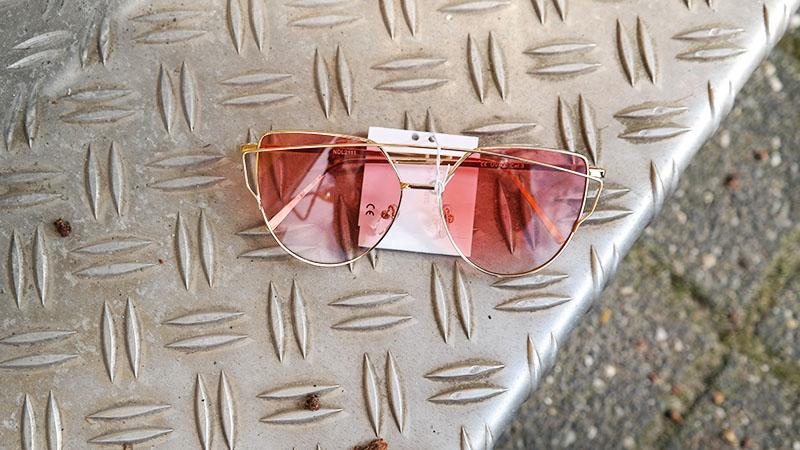 cheapass dames zonnebril