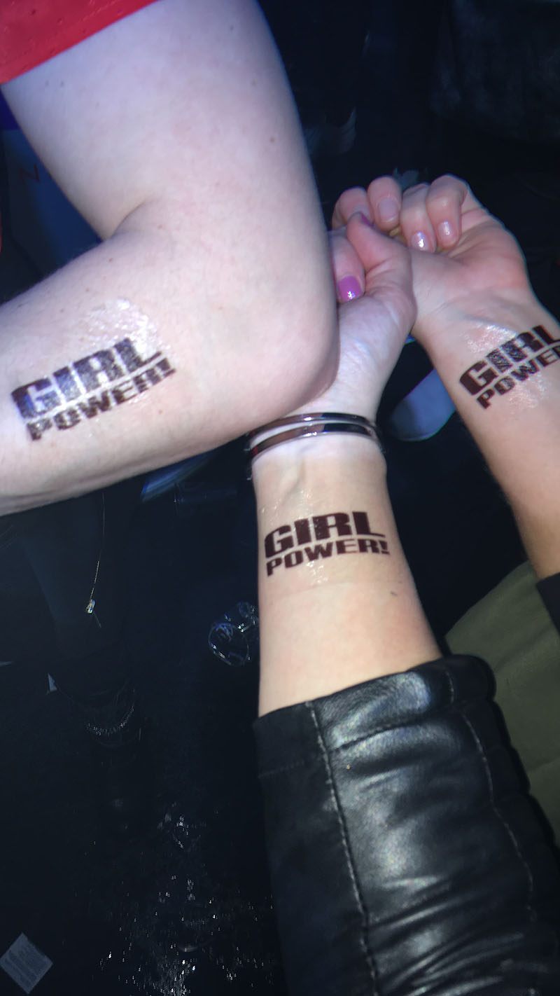 girl power effenaar