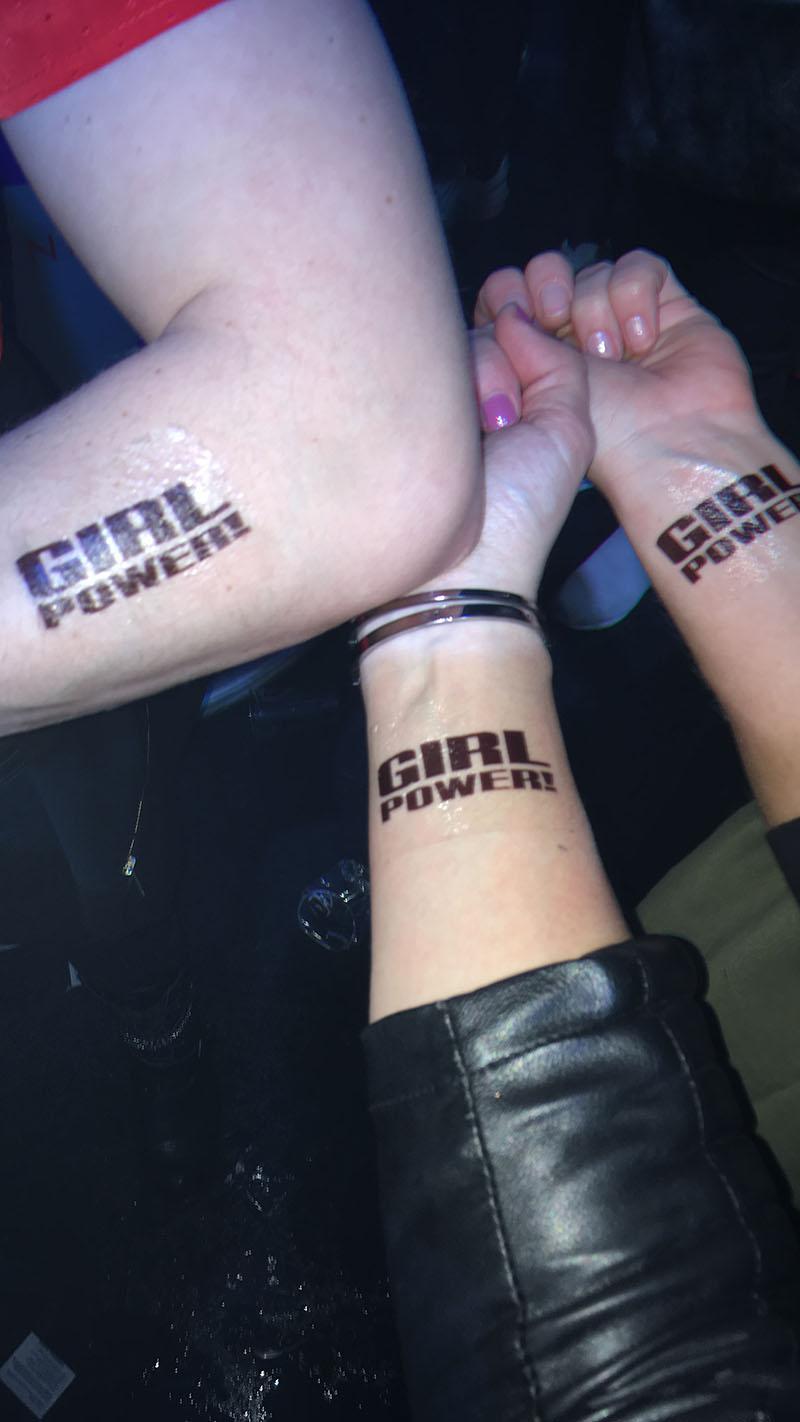 girl power effenaar