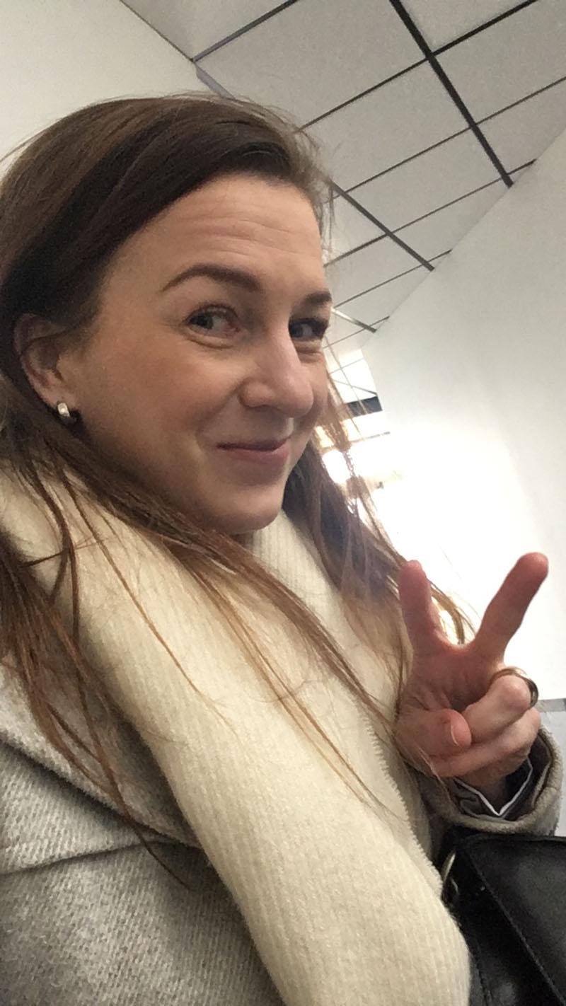 selfie sollicitatie