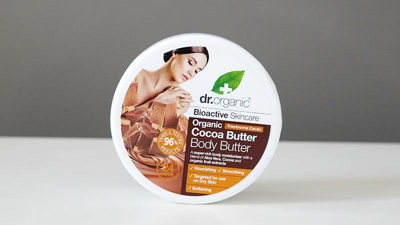 Dr Organic biologische Cocoa Butter body butter