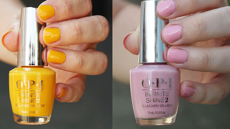 OPI Lisbon Collectie Spring Summer 2018 Swatches