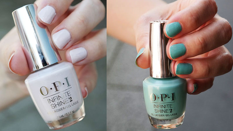 OPI Lisbon collectie spring summer swatches