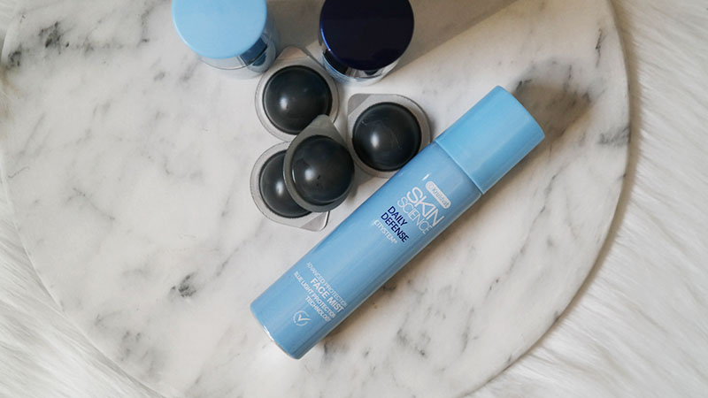 Skin Science Daily Defense face mist