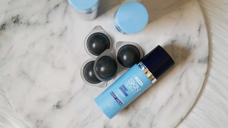 Skin Science Daily Defense night cream