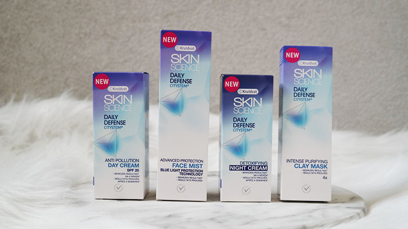 Skin Science Daily Defense