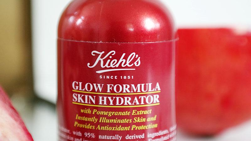 kiehls glow formula skin hydrator