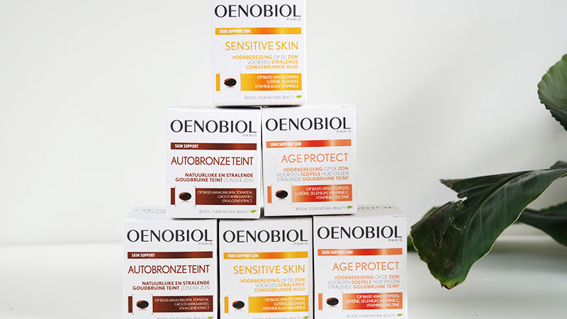 oenobiol paris skin support sun
