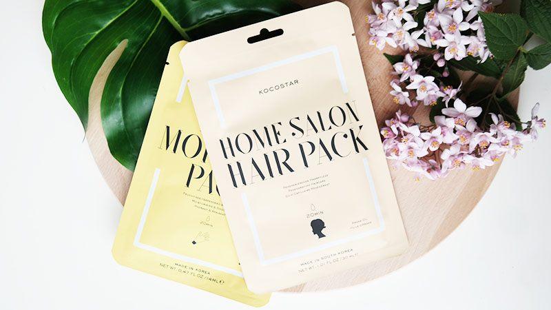 Kocostar moisture masks home salon