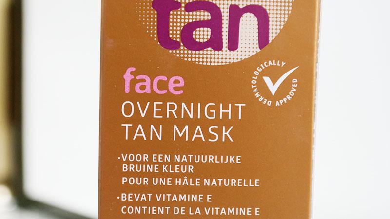 Kruidvat Solait Overnight Tan Mask