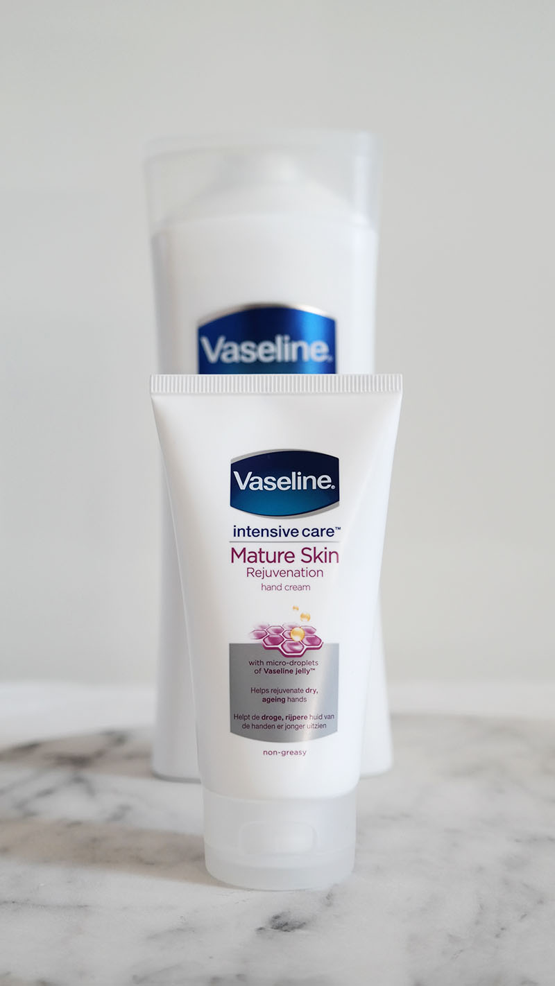 Vaseline Mature Skin Intensive Care handcreme