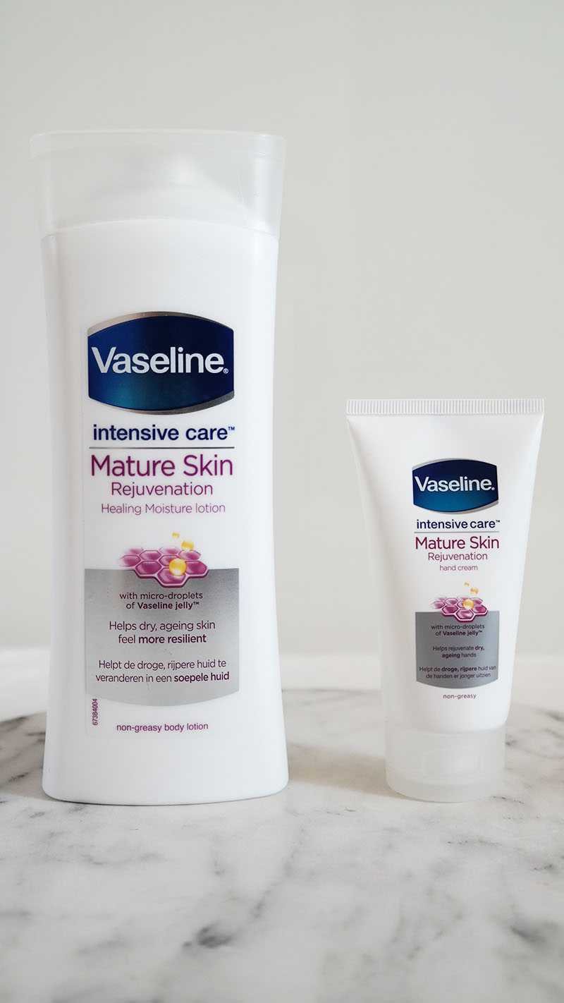 Vaseline Mature Skin Intensive Care