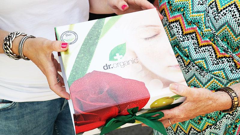dr organic rose otto moederdag