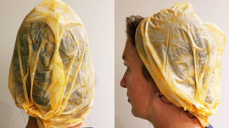 kocostar hair mask pack