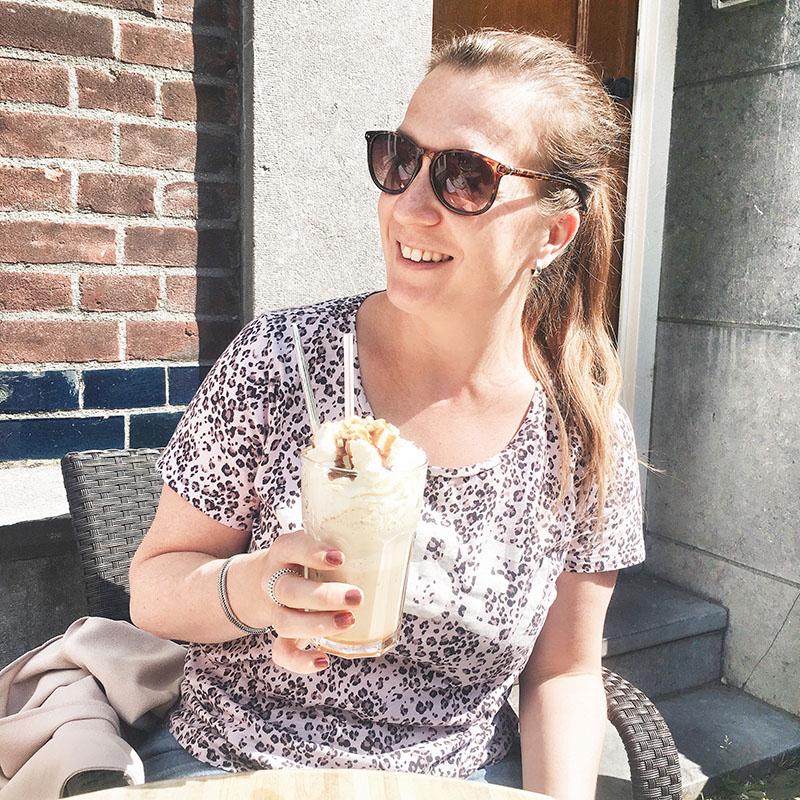mieke ijskoffie