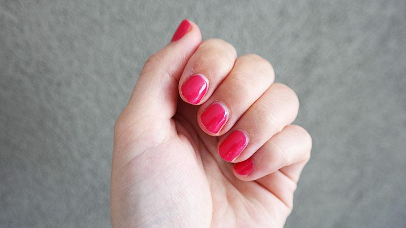pink gellac starterset review