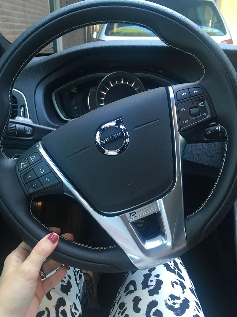 volvo auto rijden