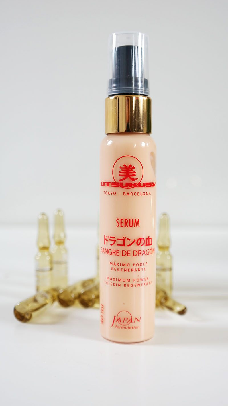Utsukusy dragon blood serum
