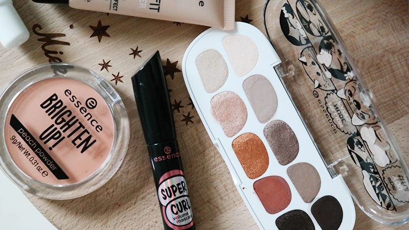 essence wake up & make-up review