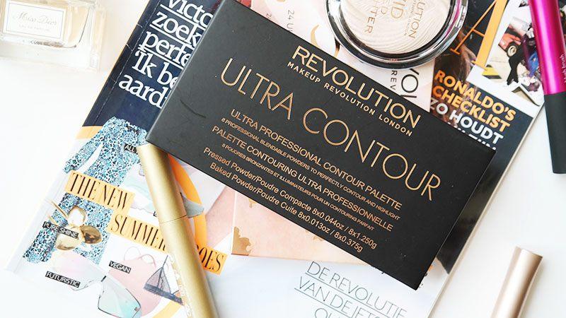 Makeup Revolution Ultra Contour Palette review