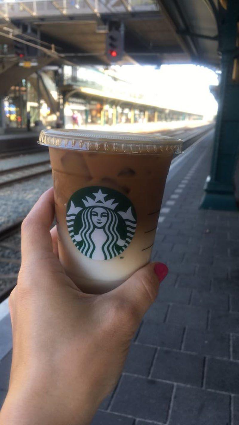 arnhem starbucks icecoffee
