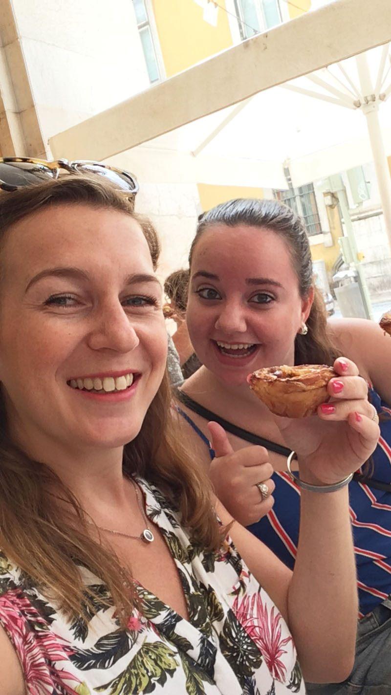 citytrip lissabon pasteim de nata