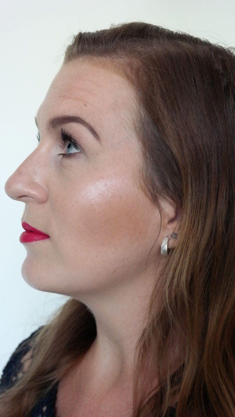 makeup revolution make-up look