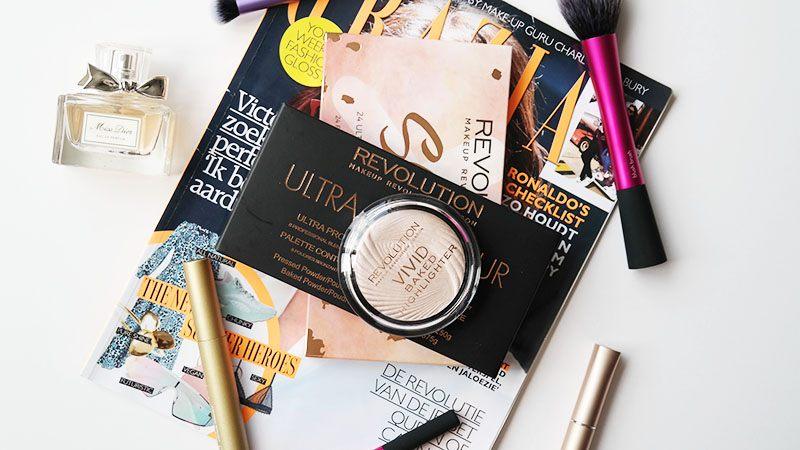 makeup revolution makeup reivew