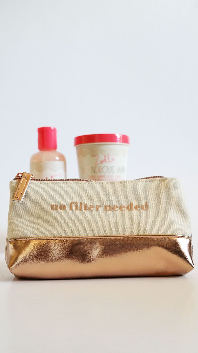 zoella beauty beauty purse no filter needed