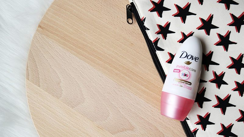 Dove Invisible Care Floral Touch deodorant roller