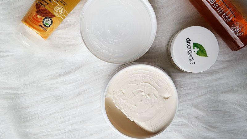 Dr. Organic shea butter review