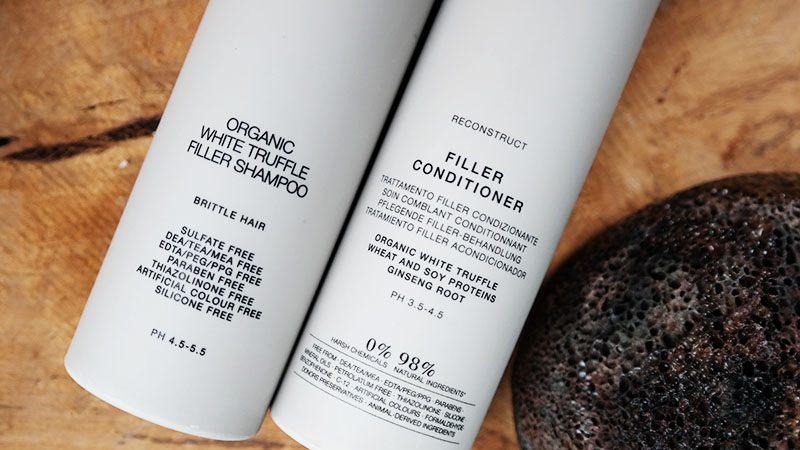 Previa Natural Haircare organic white truffle