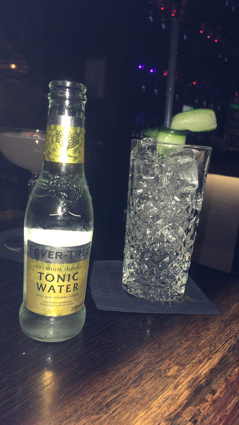 hotspots groningen Mr. Mofongo gin tonic