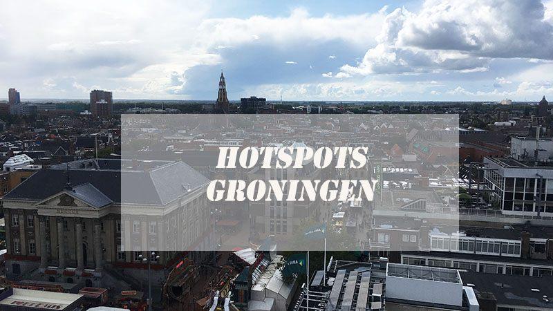 hotspots groningen