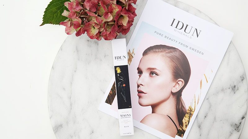 IDUN Minerals Magna Lengthening Mascara review mieksmind