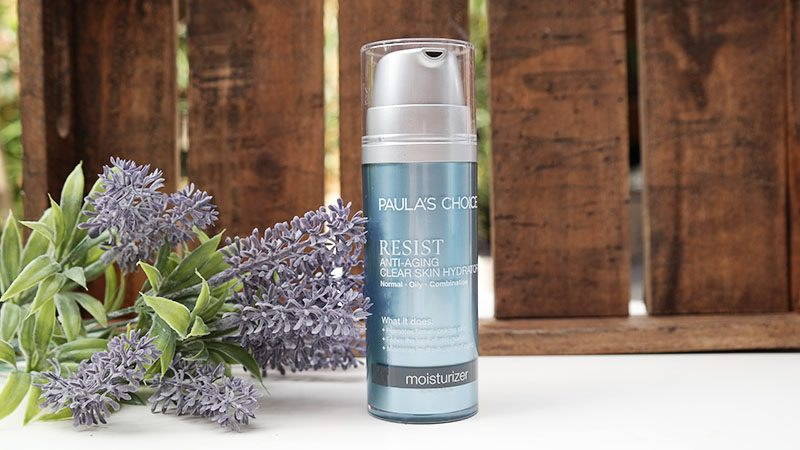 Paula's Choice Resist Anti-Aging Clear Skin Nachtcrème