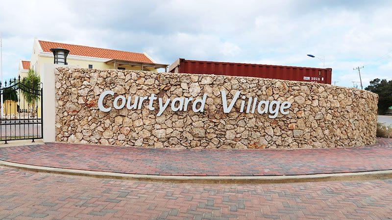 hotspots bonaire courtyard village