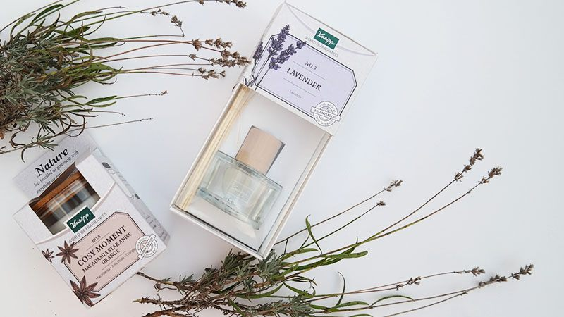 Kneipp world of fragrances fragrance sticks en scented candles