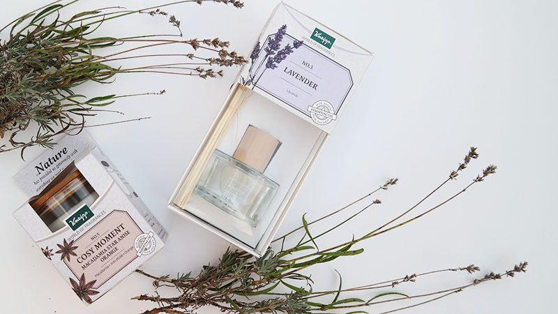Kneipp world of fragrances fragrance sticks en scented candles
