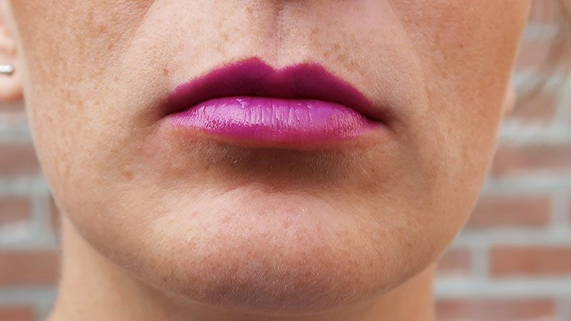 The Body Shop Colour Crush Lipstick 905 nairobi violet