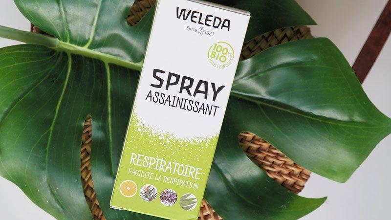 Weleda Zuiverende Room Spray Review