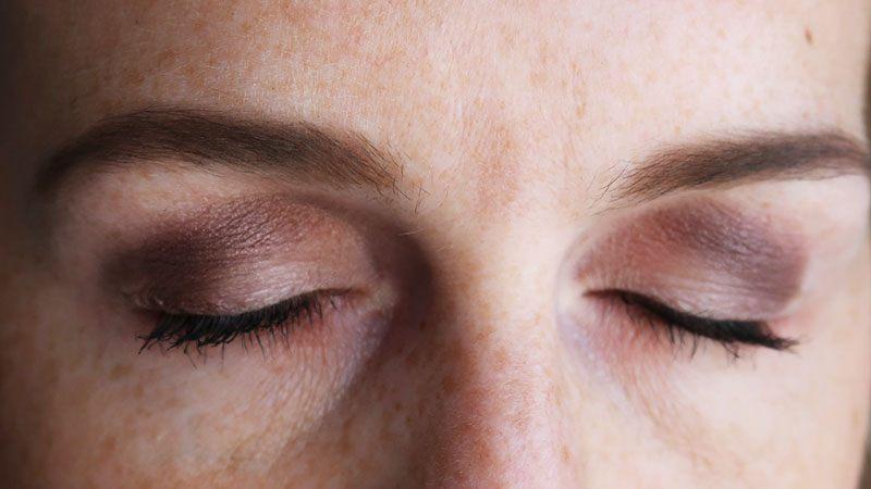 jane iredale PurePressed Eye Shadow Duos berries & cream review