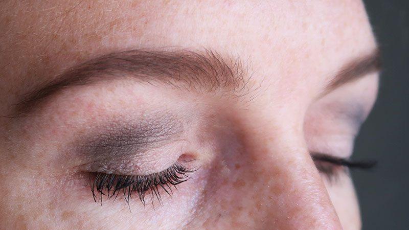 jane iredale PurePressed Eye Shadow Duos hush smoky grey review