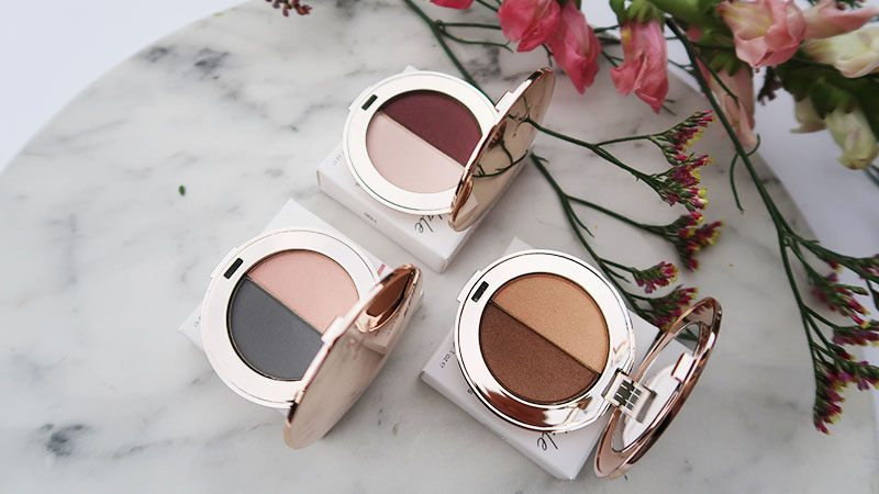 jane iredale PurePressed Eye Shadow Duos review