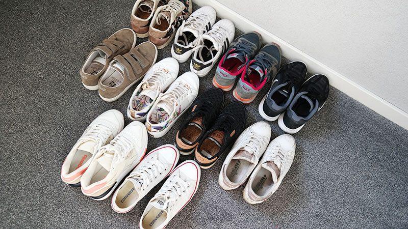 mijn sneaker verzameling sneaker verslaving