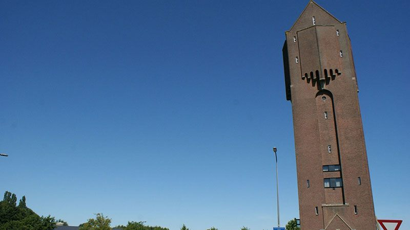 unieke groepsaccommodaties authentieke toren