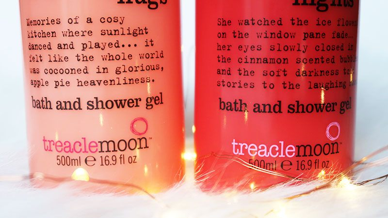 Treaclemoon Warm Apple Pie Hugs & Cinnamon Nights review